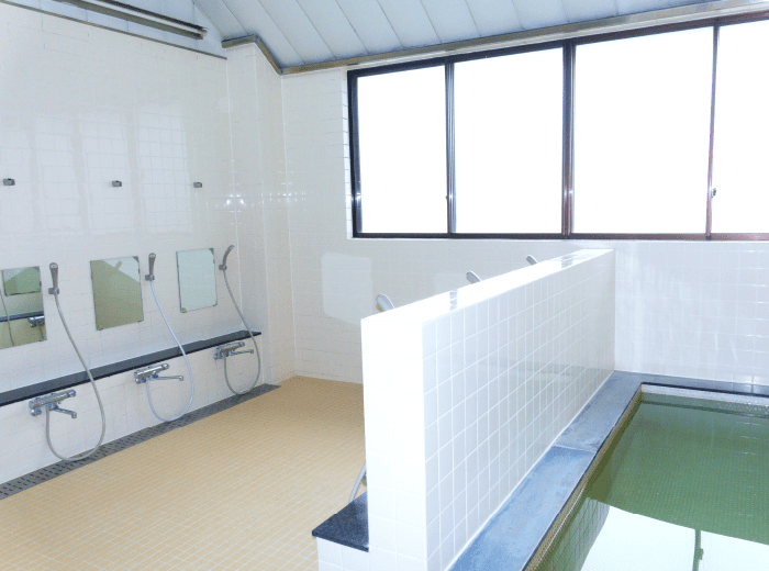 高橋製作所 浴場